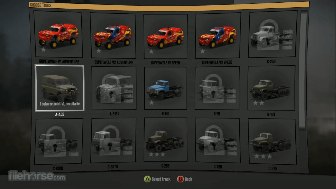 Spintires Screenshot 1