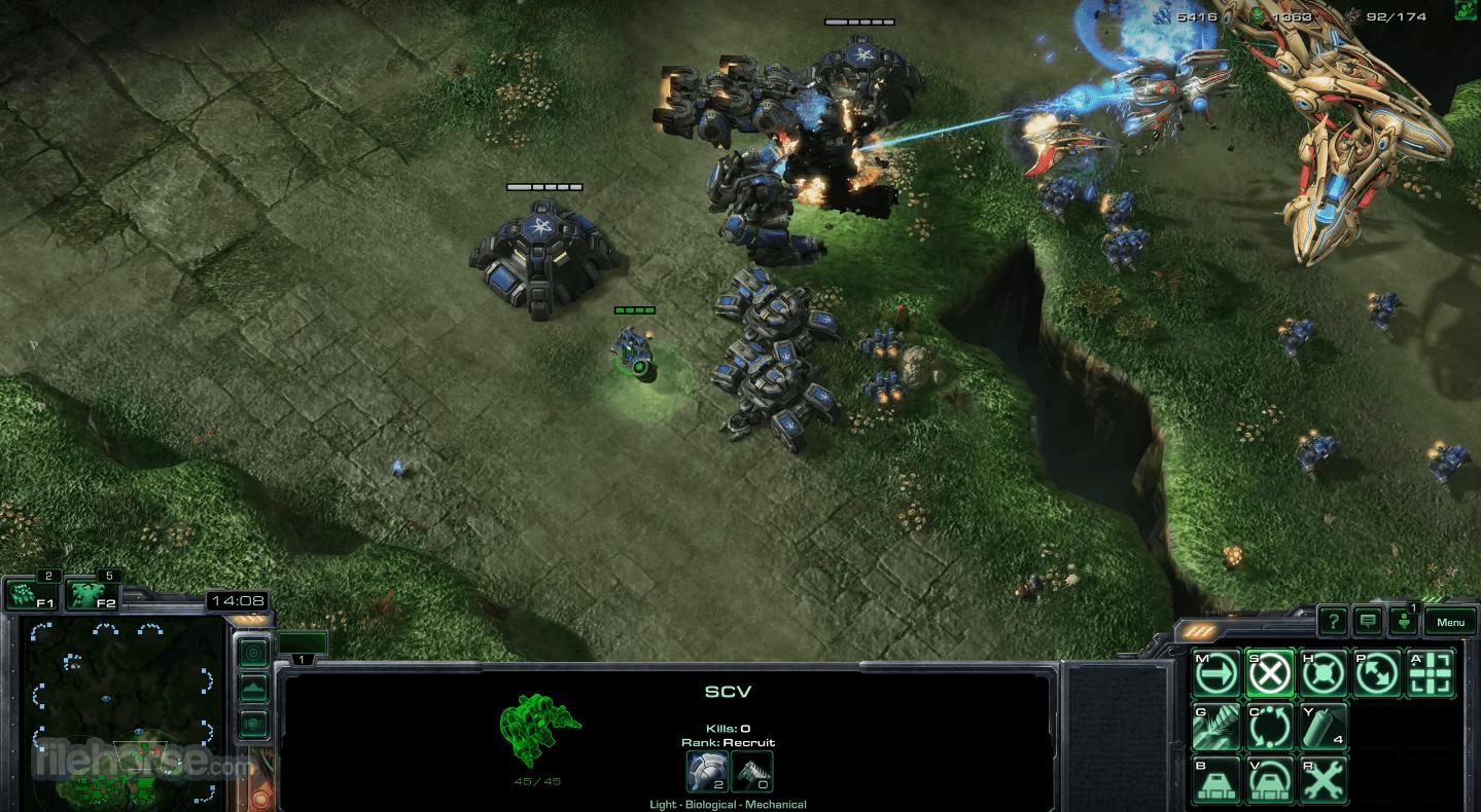 StarCraft 2 Screenshot 3