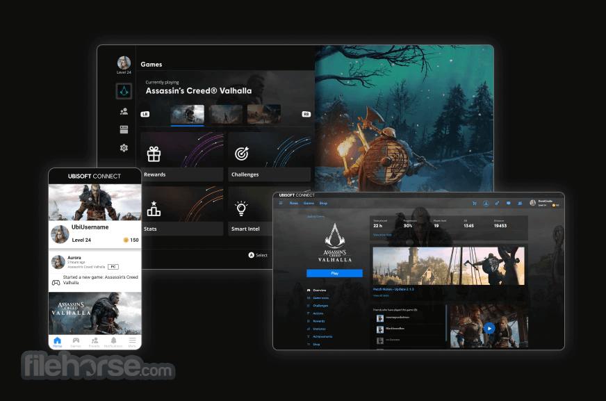 Ubisoft Connect 120.0.10451 Screenshot 1