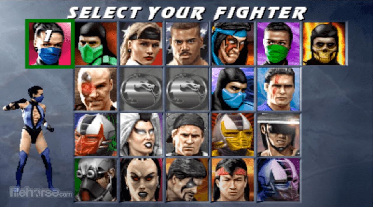 Download  Ultimate Mortal Kombat 3 for Windows free 2021