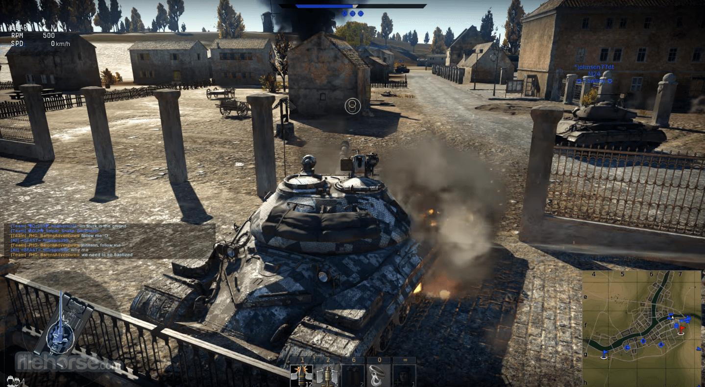 War thunder cross platform play