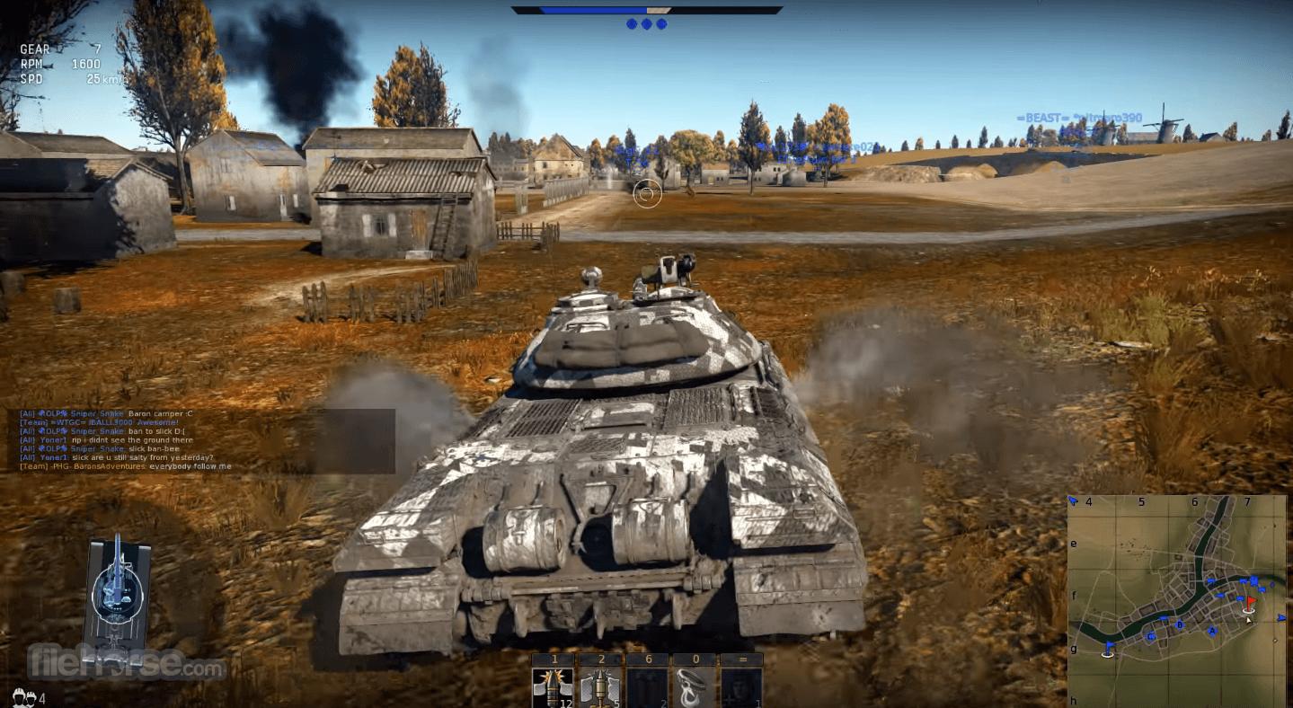 War Thunder Pc Download