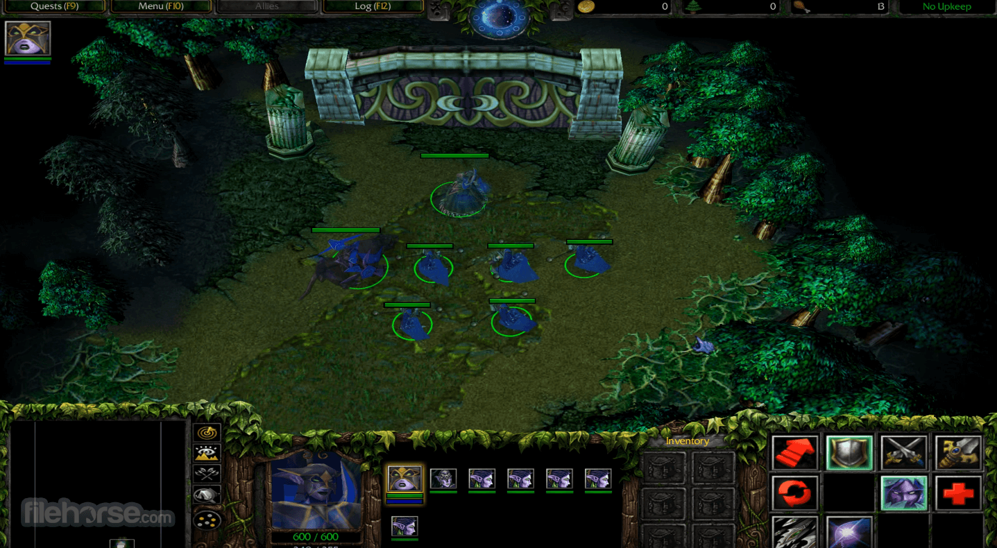 Warcraft Iii The Frozen Throne Download 2020 Latest For Windows