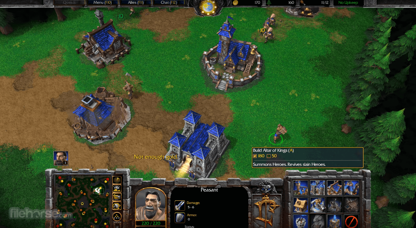 Warcraft III: Reforged Screenshot 2