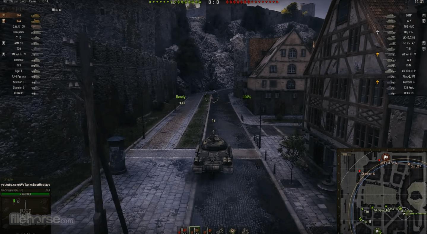 World of Tanks Screenshot 2