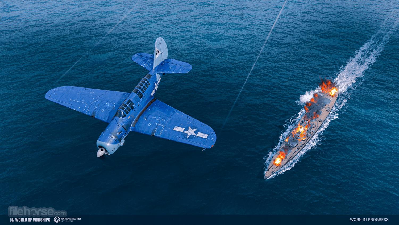 World of Warships Captura de Pantalla 1