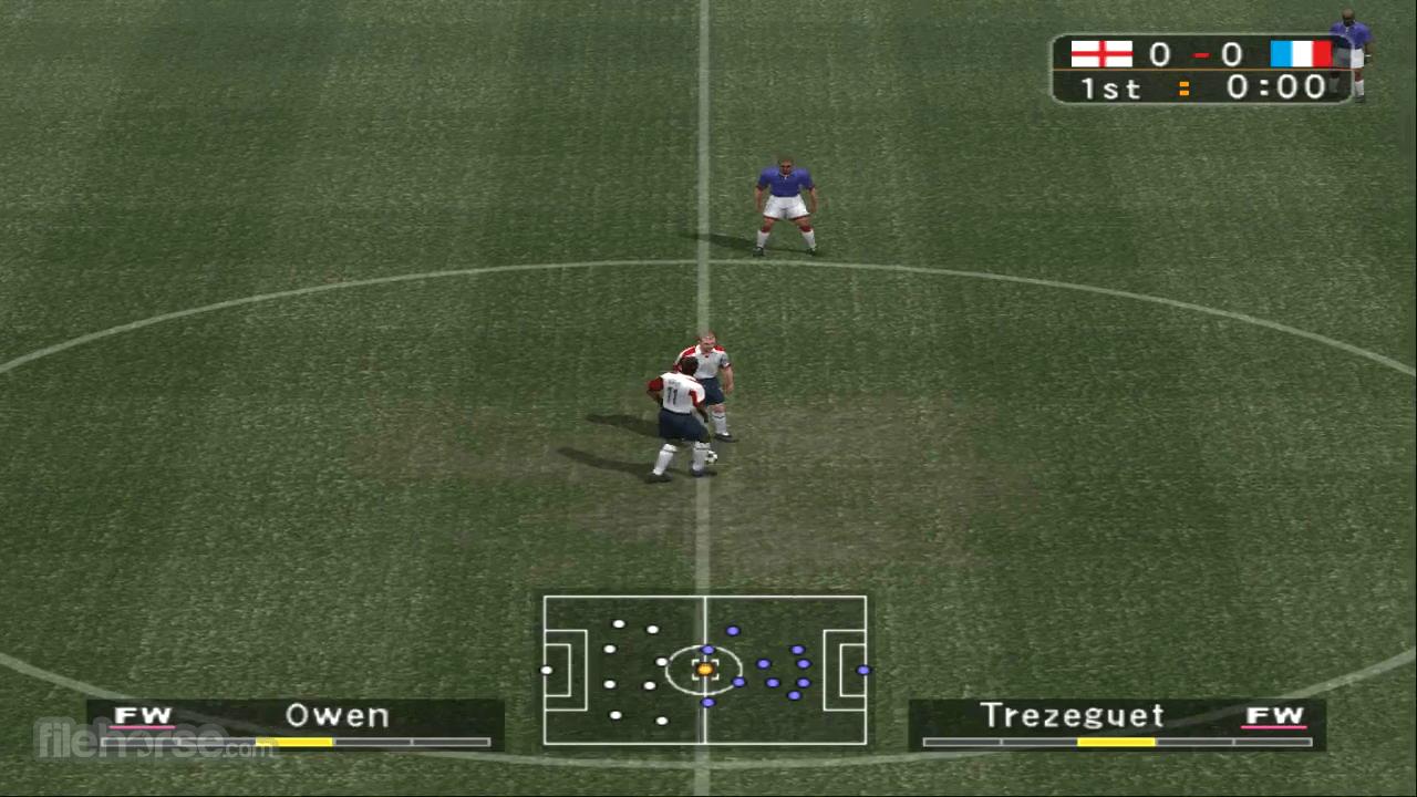 World Soccer Winning Eleven Screenshot 2