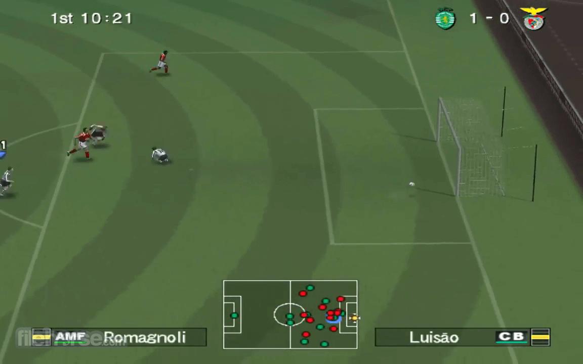 World Soccer Winning Eleven Screenshot 3