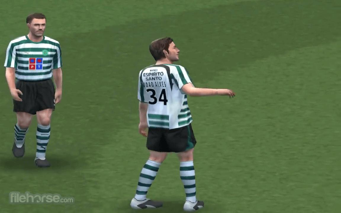 World Soccer Winning Eleven Screenshot 5
