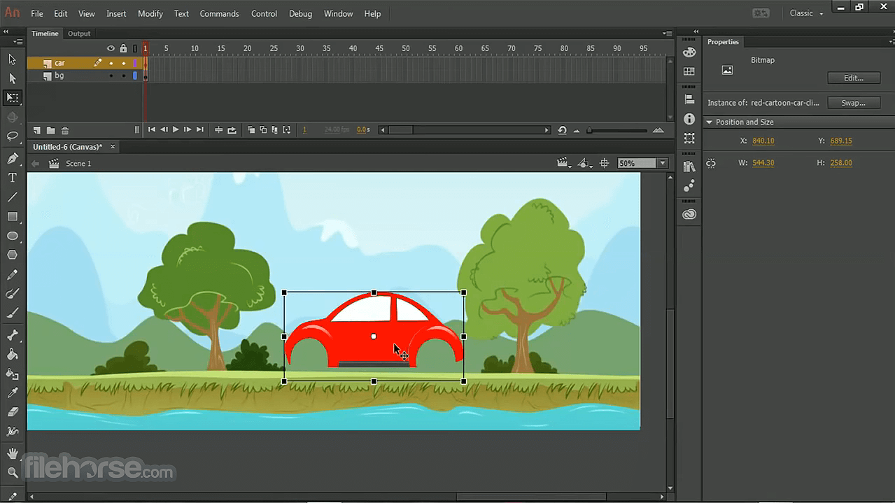 adobe flash animation software free download for android