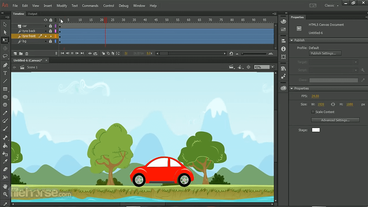 Adobe Animate Download (2019 Latest) for Windows 10, 8, 7