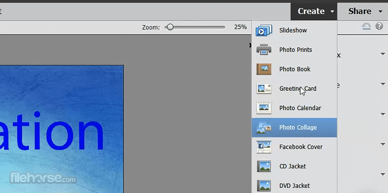 Adobe Photoshop Elements 2021 Captura de Pantalla 5