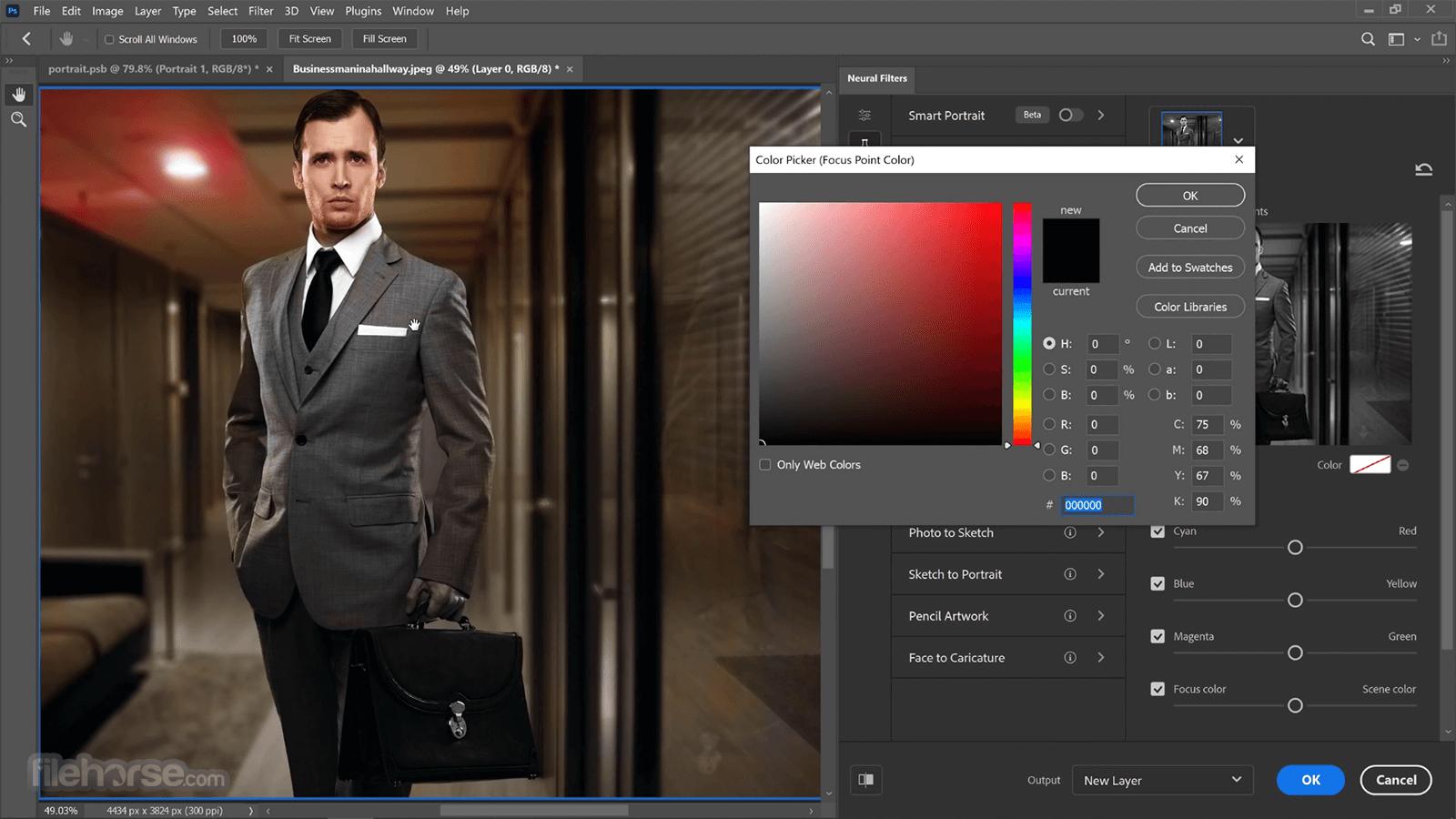 Adobe Photoshop CC 2021 22.3 (64-bit) Screenshot 3