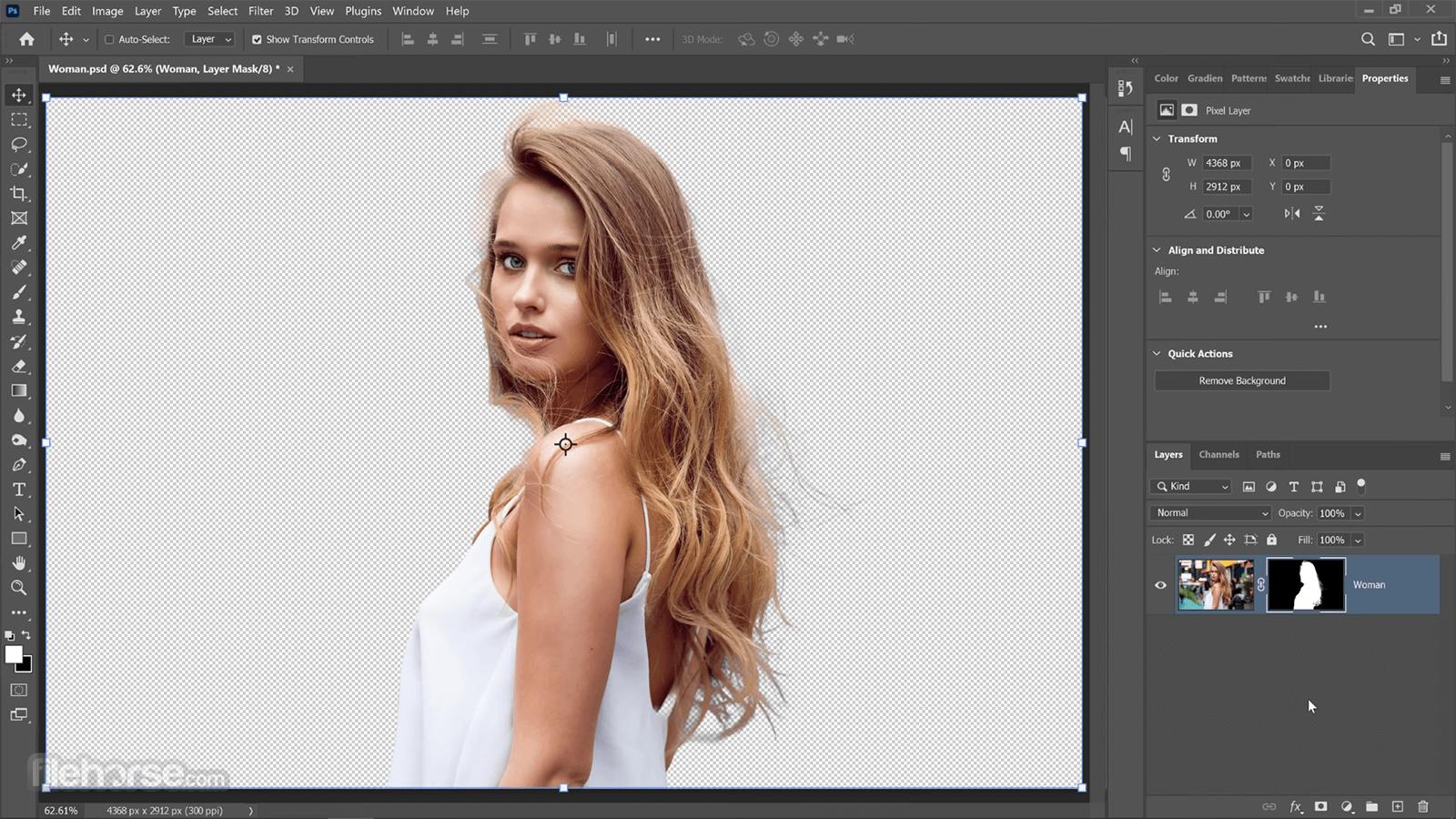 Adobe Photoshop CC 2021 22.3 (64-bit) Screenshot 4