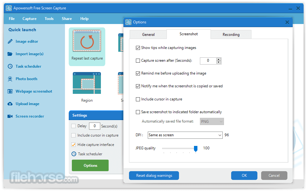 Apowersoft Free Screen Capture 1.3.5 Screenshot 3