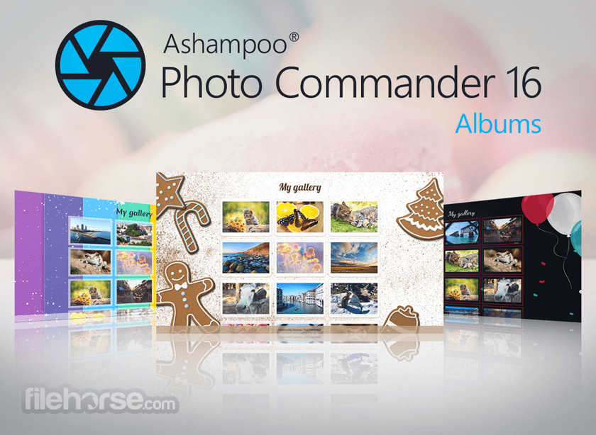 Ashampoo Photo Commander 16.0.4 Captura de Pantalla 2