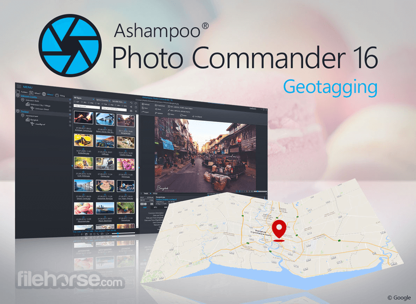Ashampoo Photo Commander 16.0.4 Captura de Pantalla 4
