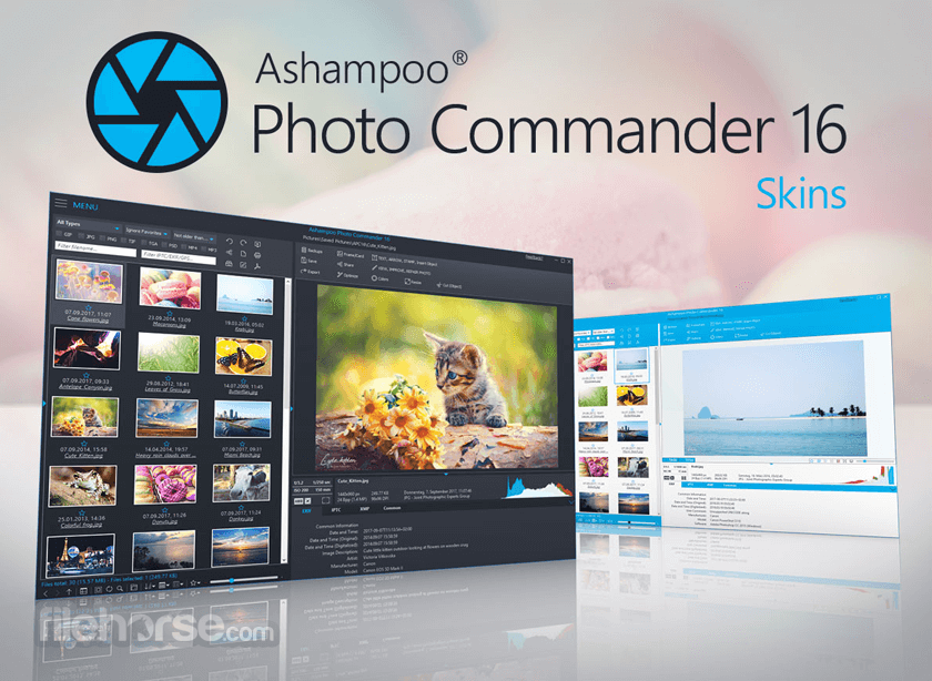 Ashampoo Photo Commander 16.0.4 Captura de Pantalla 5