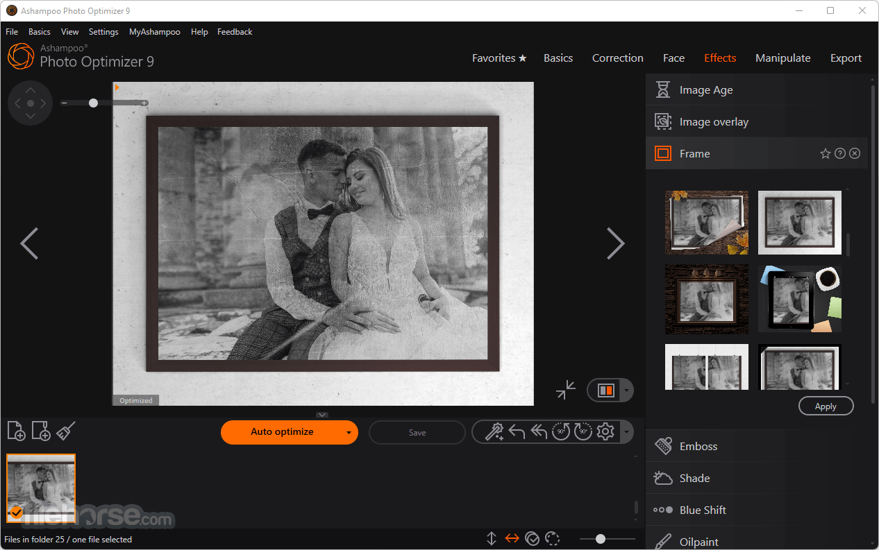 Ashampoo Photo Optimizer 7.0.0 Captura de Pantalla 4