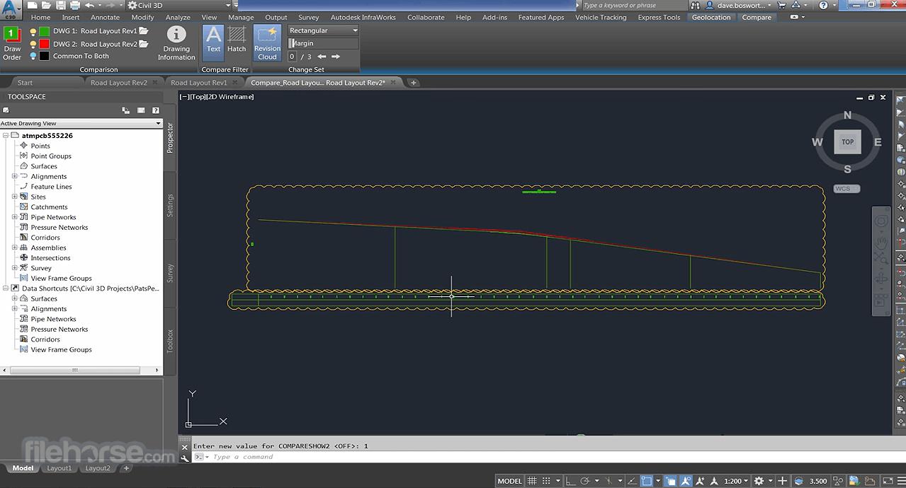 AutoCAD Civil 3D 2021 Screenshot 2