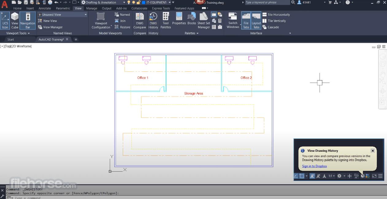 Autodesk AutoCAD 2022 Screenshot 4