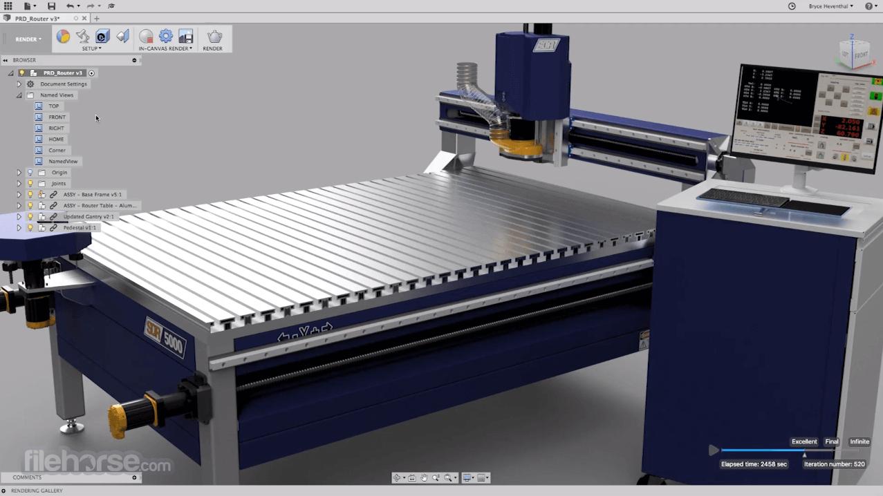 Autodesk Fusion 360 Screenshot 2