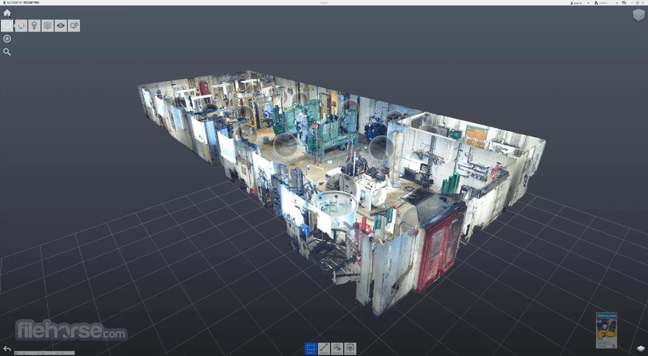 Autodesk ReCap Pro 2021 Screenshot 1