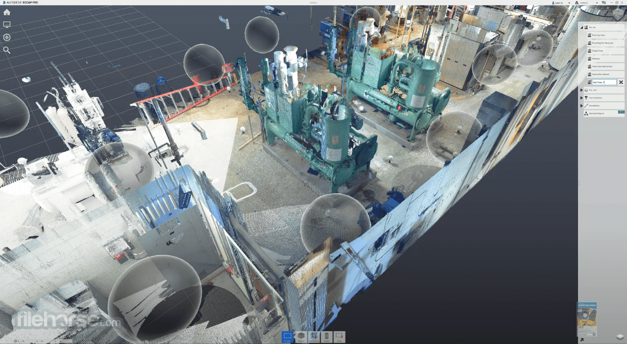 Autodesk ReCap Pro 2021 Screenshot 2
