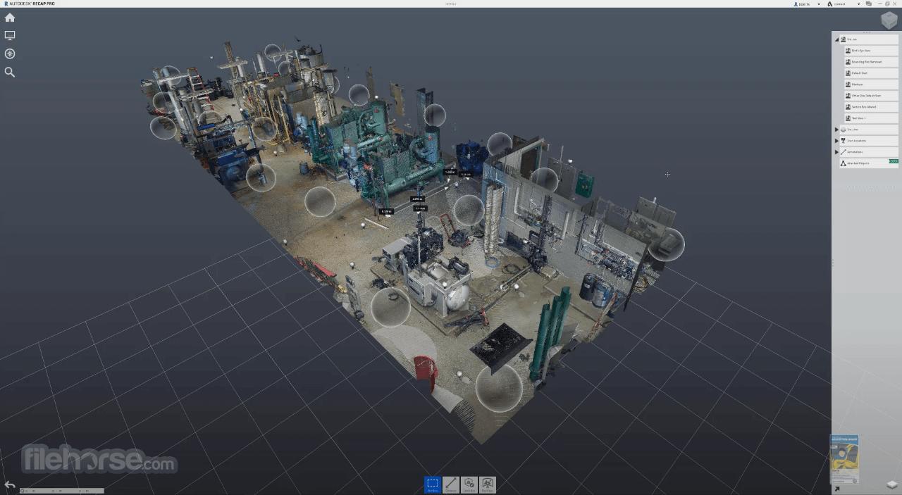 Autodesk ReCap Pro 2021 Screenshot 4