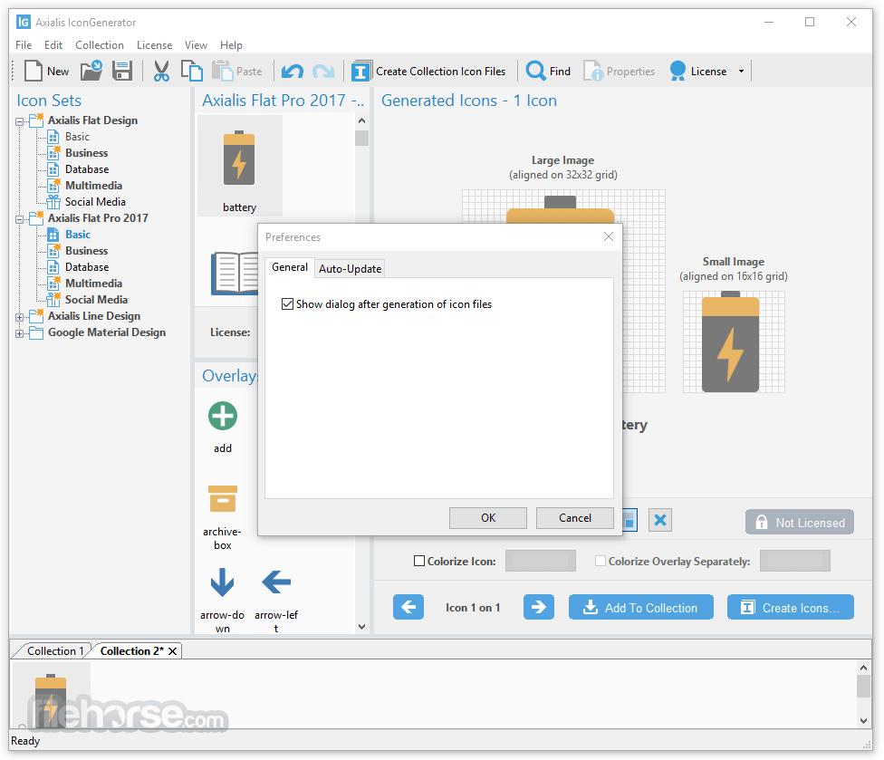 Axialis IconGenerator 1.4 Screenshot 4