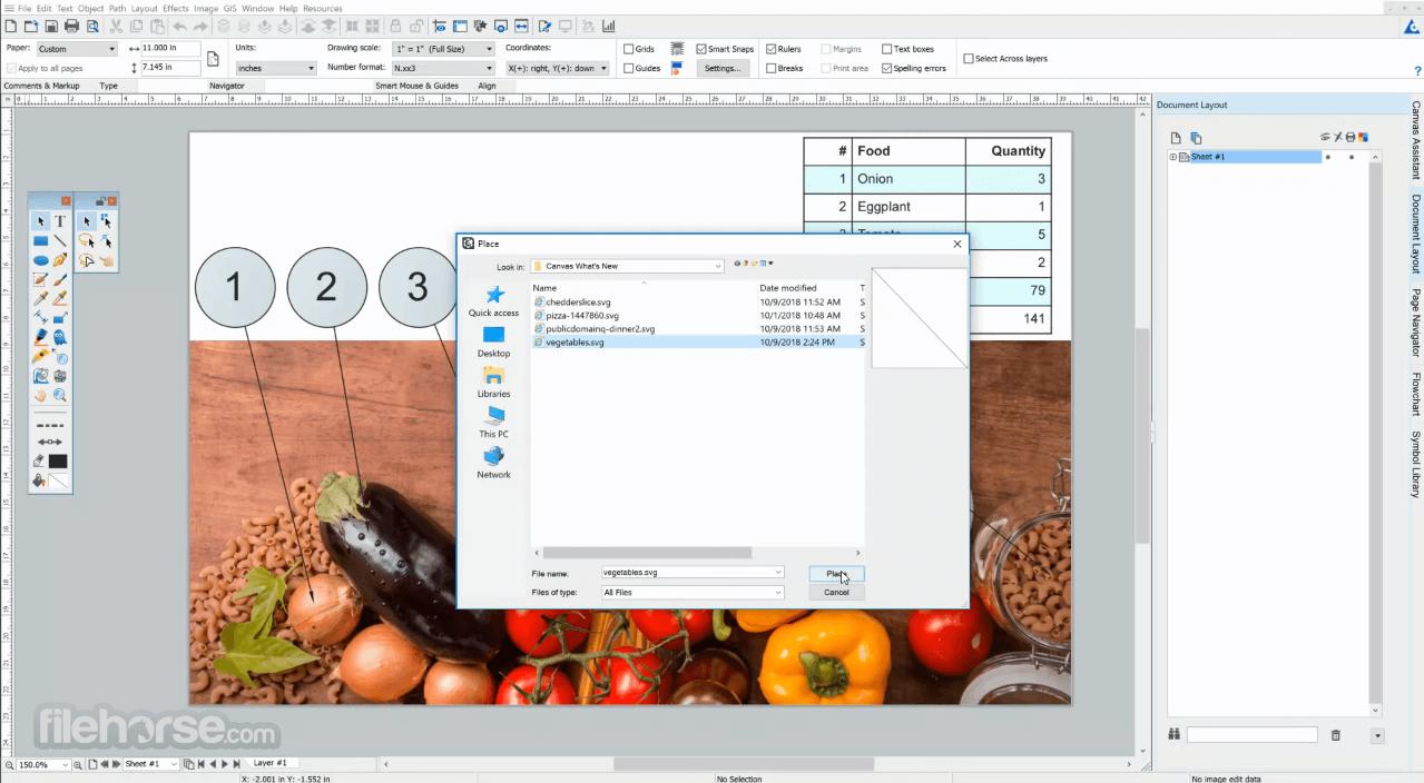 Canvas X 18.0.239.0 Screenshot 4