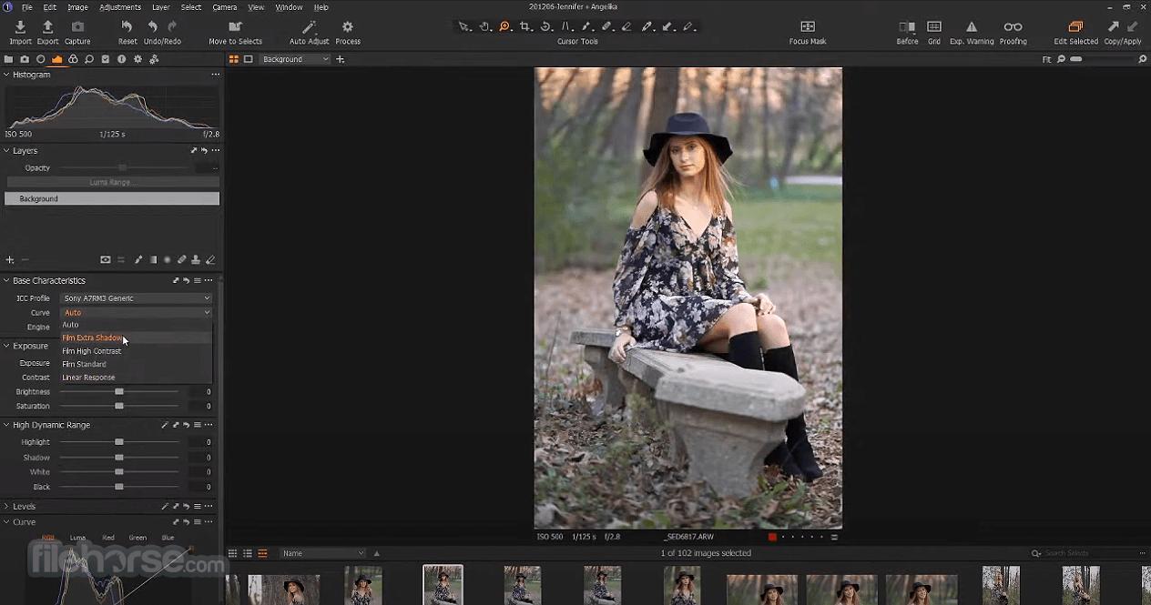 Capture One Pro 11.0.1.30 Crack Free Download