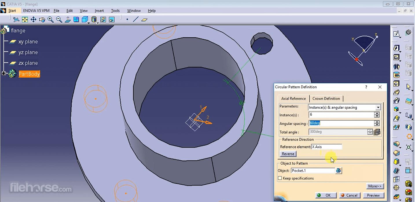 CATIA R2019x Screenshot 3