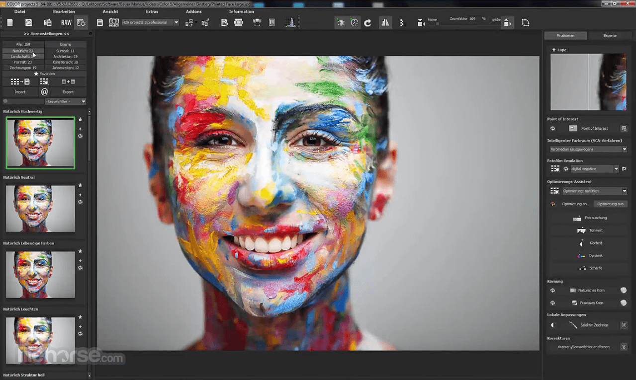 COLOR projects 6.63.03376 Screenshot 1