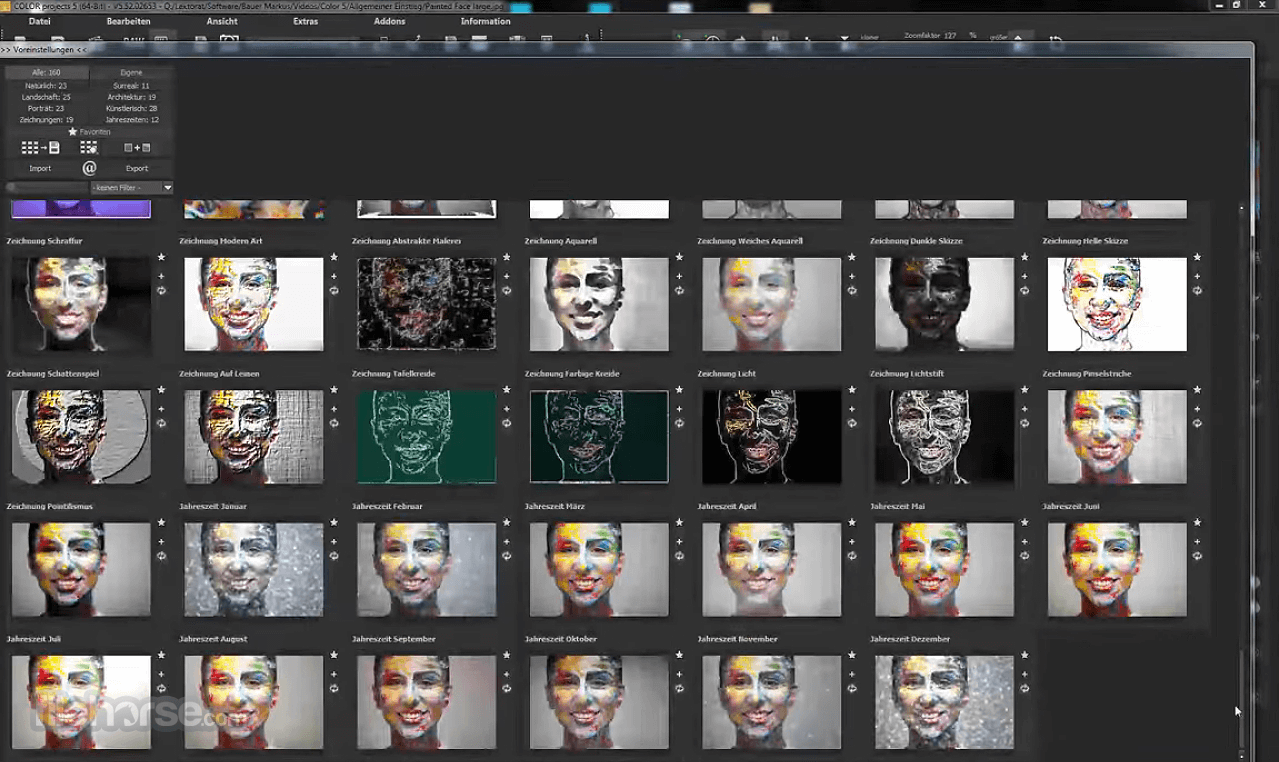 COLOR projects 6.63.03376 Screenshot 3