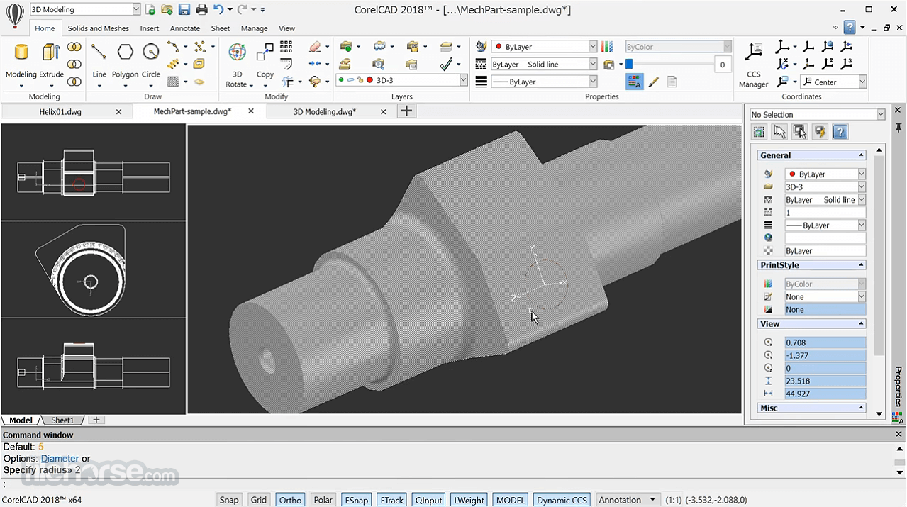 CorelCAD 2020 Screenshot 4