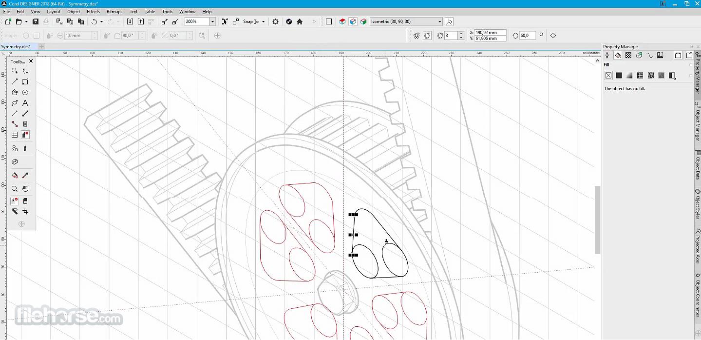 CorelDRAW Technical Suite 2020 Captura de Pantalla 5