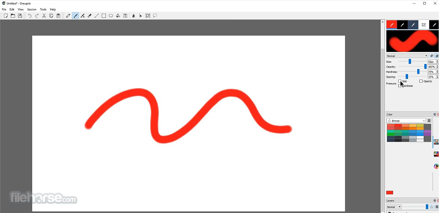DrawPile 2.1.17 Screenshot 1