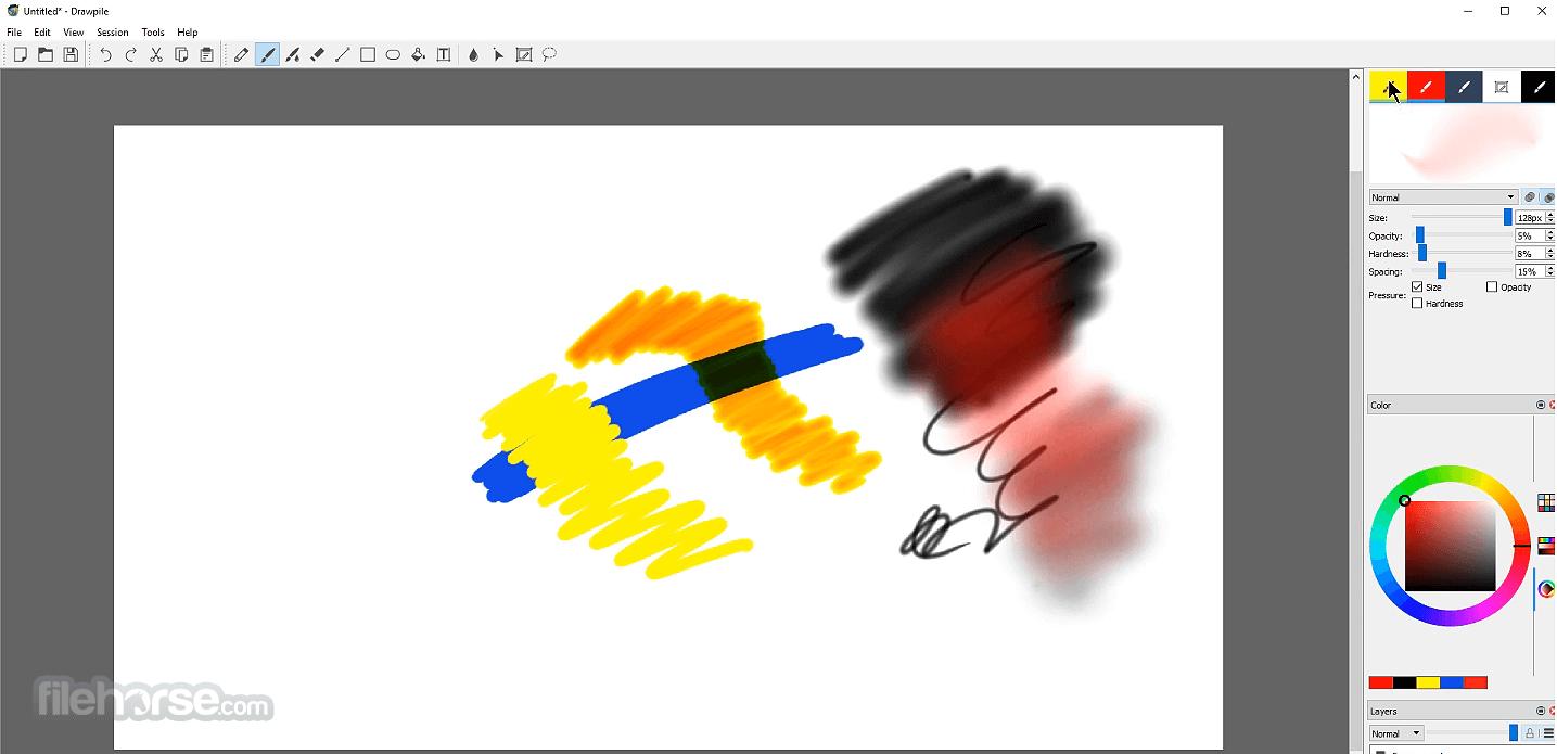 DrawPile 2.1.17 Screenshot 2