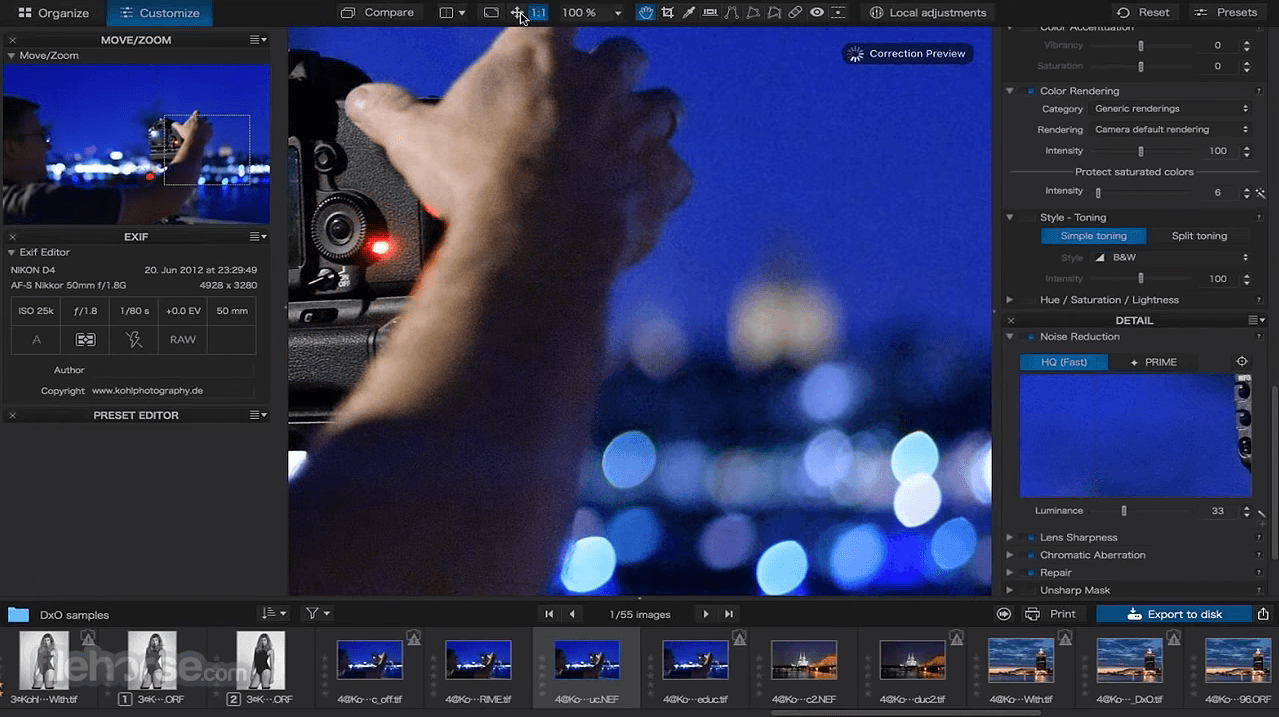 Dxo Photolab Download 2019 Latest For Windows 10 8 7