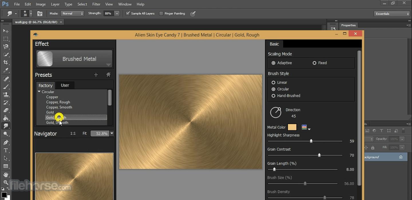 Eye Candy 7.2.3.143 Screenshot 2