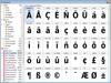 FontCreator 13.0.0.2683 (32-bit) Captura de Pantalla 2