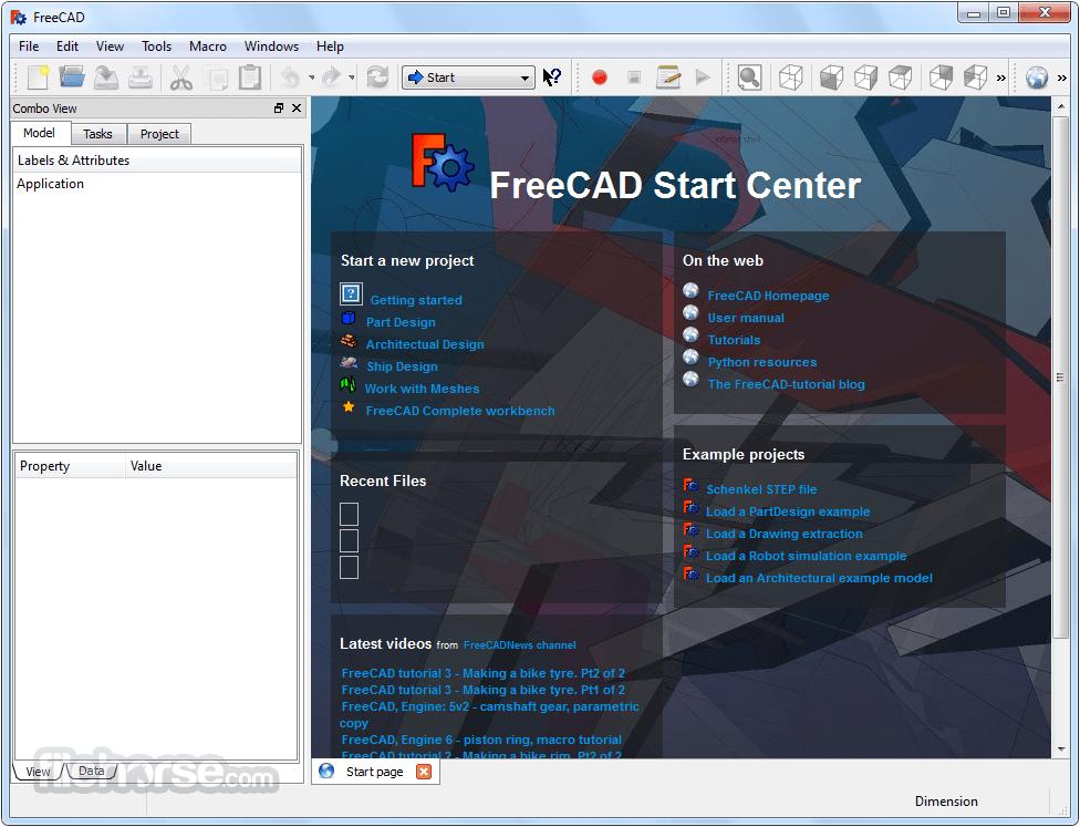 freecad 0.16
