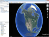Google Earth 7.3.3.7786 Screenshot 1