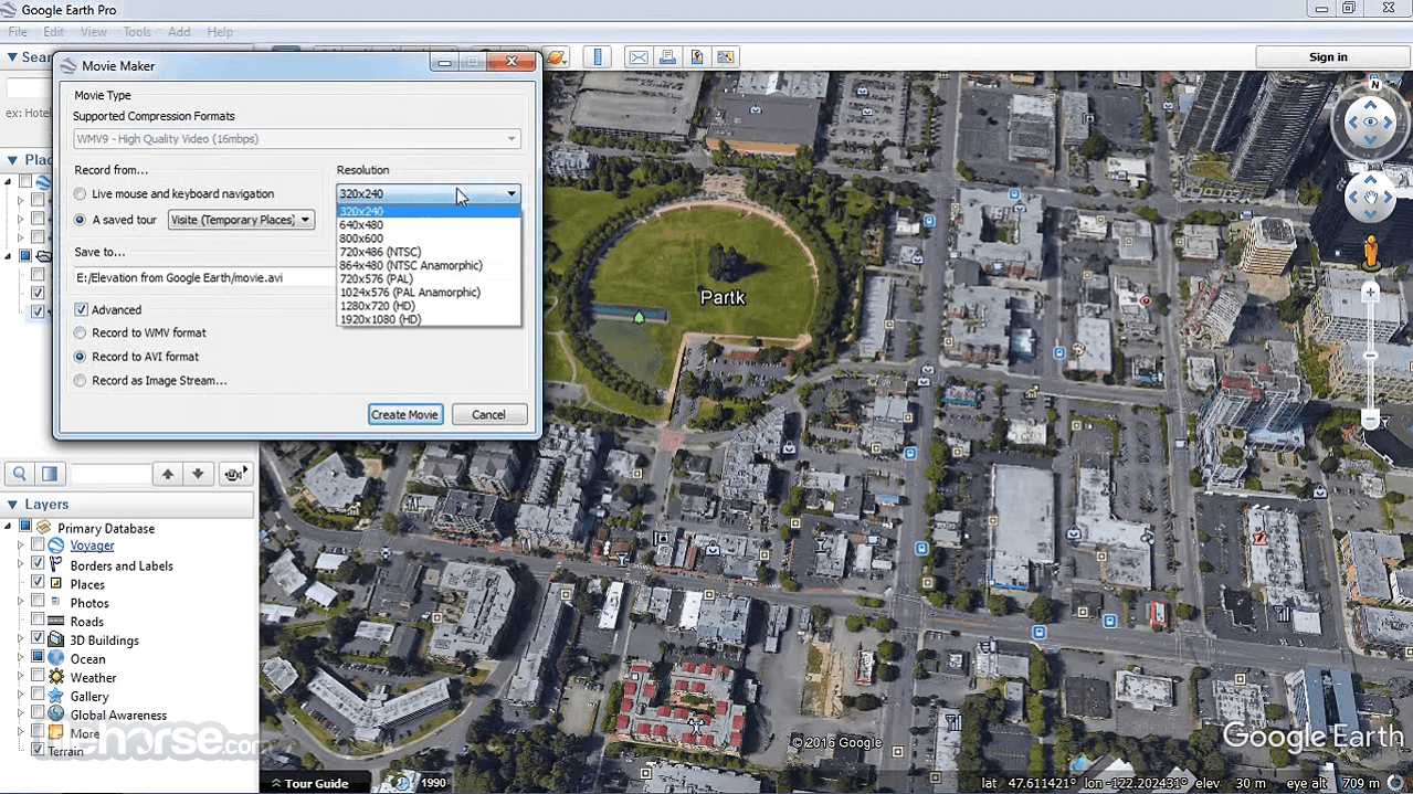 google earth software free download for computer