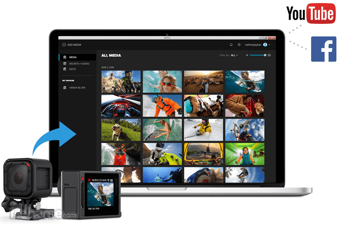 Gopro studio 2 5 download for windows for How to use gopro studio templates