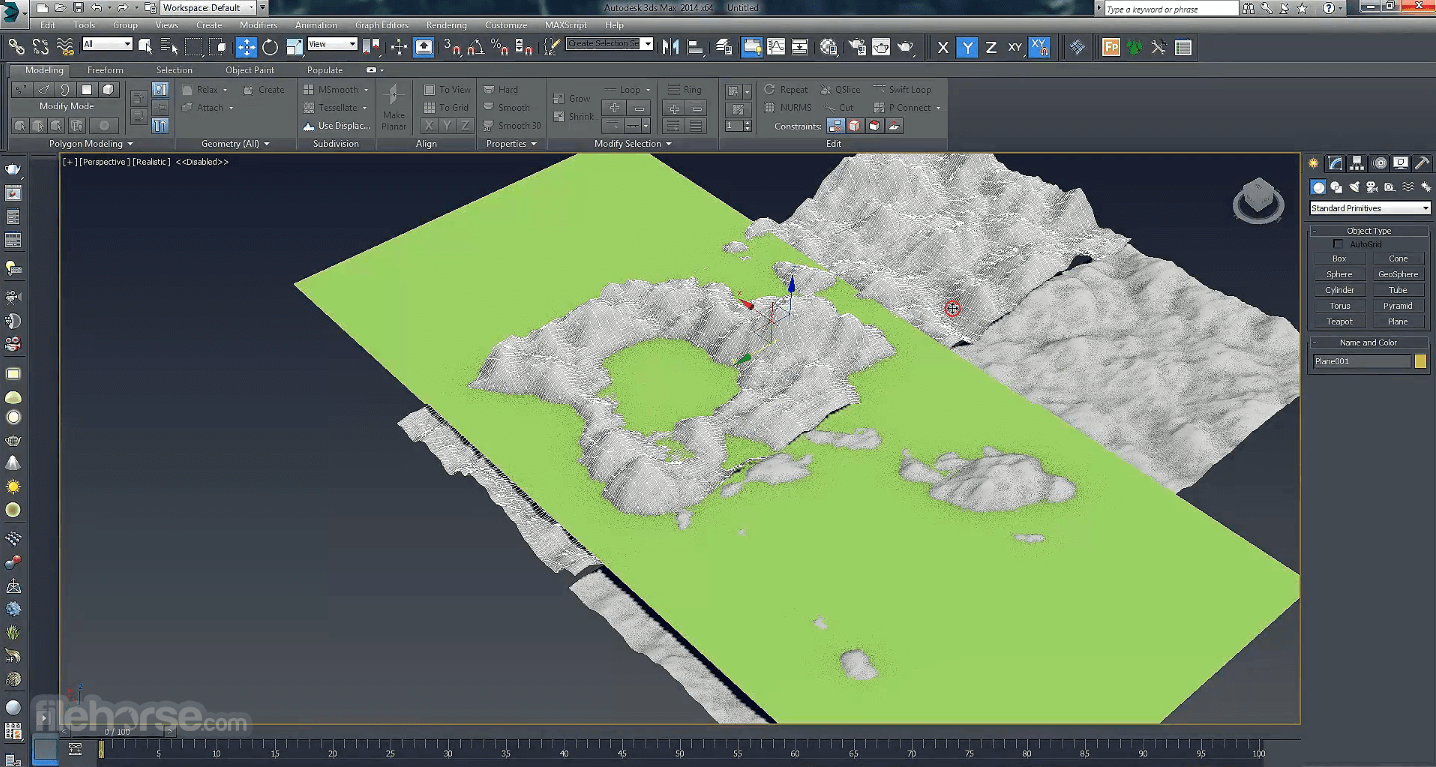 Itoo Forest Pack 6.2 Screenshot 1