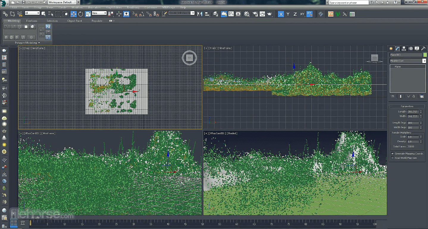 Itoo Forest Pack 6.2 Screenshot 2