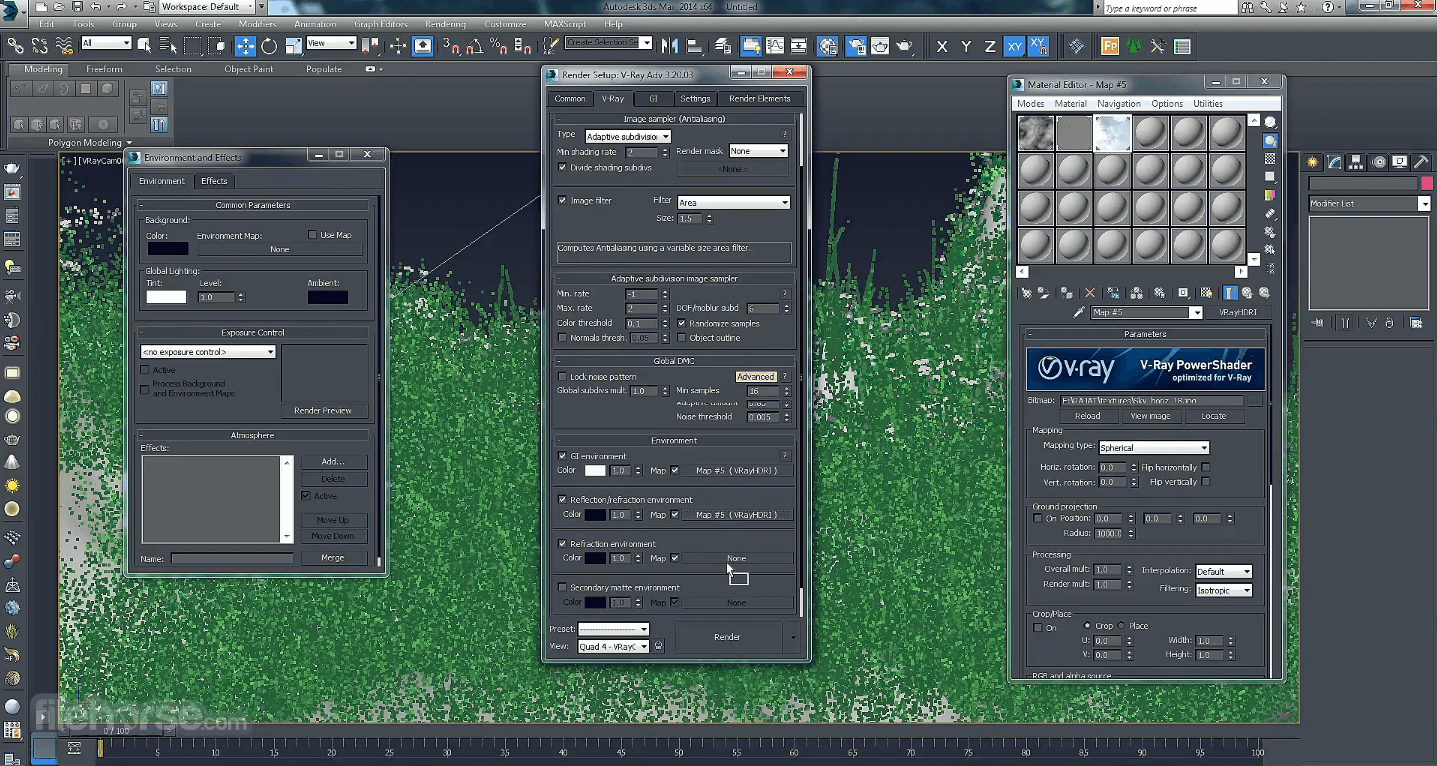 Itoo Forest Pack 6.2 Screenshot 3