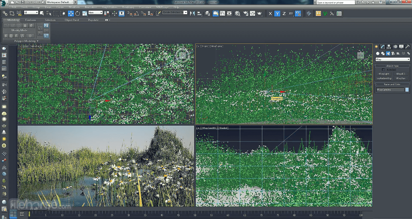 Itoo Forest Pack 6.2 Screenshot 4